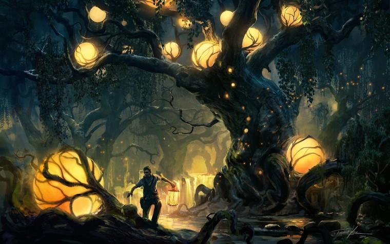 light_globe_forest_w1